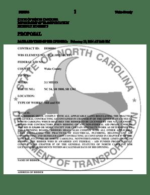 Fillable Online DE00084 Proposal.docx Fax Email Print