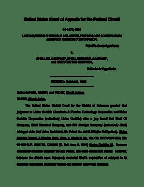 Fillable Online Union Carbide Chemicals amp Plastics