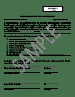 Editable dental patient dismissal letter for behavior