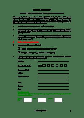Fillable Online BANGOR UNIVERSITY. APC application form 2