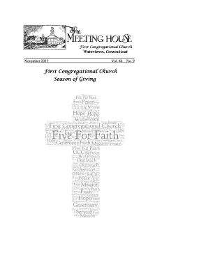 Submit church visitor form template Online Samples in PDF