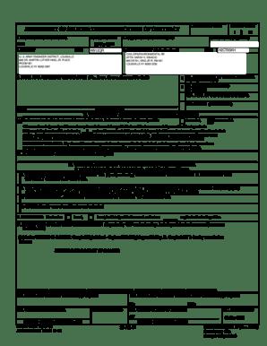Fillable Online AMENDMENT OF SOLICITATION/MODIFICATION