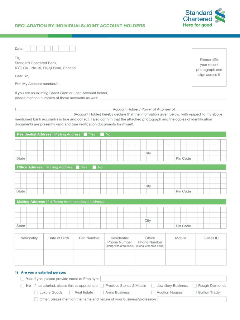 Scb Online Fill Online Printable Fillable Blank Pdffiller