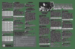 Fillable Online Winter 2011 School Flier 2.pdf Fax Email