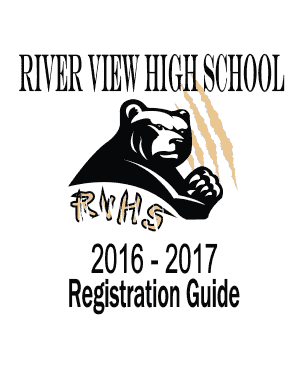 Fillable Online river-view k12 oh REGISTRATION PROCESS 1