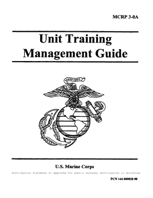 Printable marine corps warfighting publications Forms and