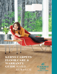 KERNS CARPETS Fill Online, Printable, Fillable, Blank