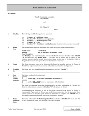 rental agreement alberta Forms and Templates  Fillable