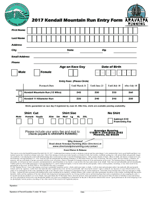 running log template 2017 - Fillable Form & Document Templates to ...