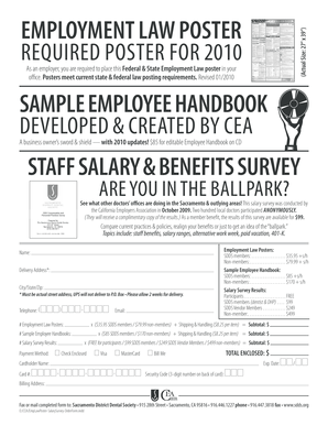 11 Printable Free Sample Employee Handbook Template Forms Fillable Samples In PDF Word To