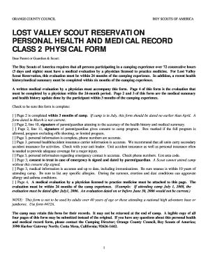 Bsa Medical Form ]   Bsa Medical Form, Bsa Medical Form Part C, Bsa ...