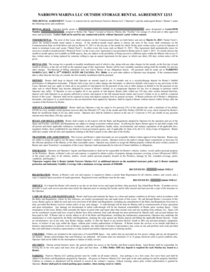 21 Printable storage agreement terms and conditions Forms