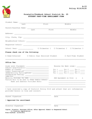 Fillable Online RYAN CATHOLIC COLLEGE APPLICATION FOR