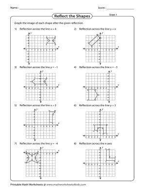 Printable shapes and patterns for grade 3 Forms and