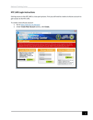 Fillable lms login Form Samples to Complete Online in PDF   country-home-loan-application.com
