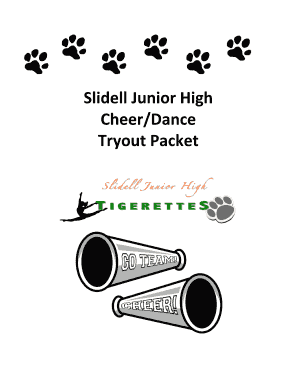 Fillable Online slidelljunior stpsb Slidell Junior High