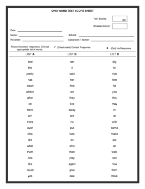 56 Printable Wrestling Score Sheet Forms and Templates