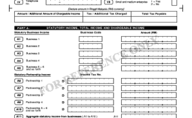 Lhdn Form Be 2015 Lhdn Form C Fill Online Printable Cuitan Dokter