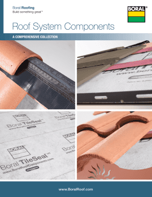 bor roofing fillable online roof system components boral fax email