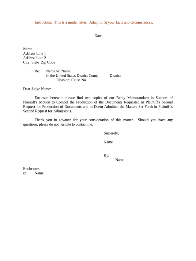 letter judge Doc Template  pdfFiller