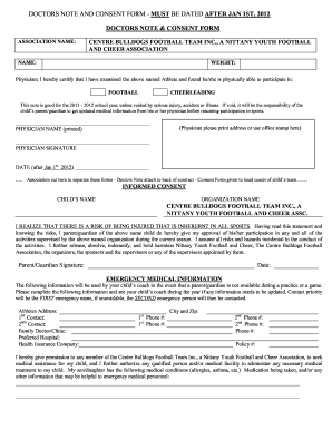 Fake Doctors Note  Fill Online Printable Fillable
