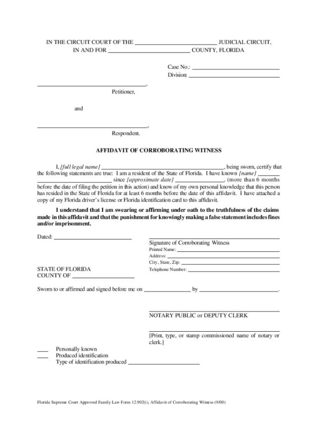 28 Form FL 28.28(i) Fill Online, Printable, Fillable, Blank