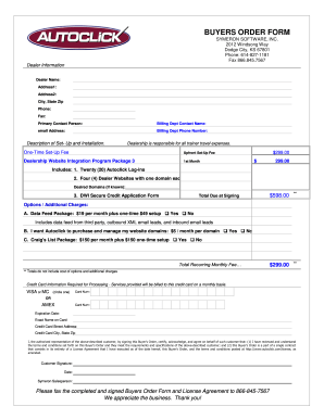 Motor Vehicle Purchase Agreement Forms and Templates - Fillable ...