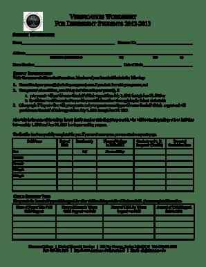 Application For Handicraft Cdcr
