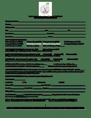 Fillable Online Commission Disbursement Authorization Form