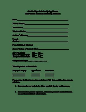 Fillable Online discovergoodwill Employment application