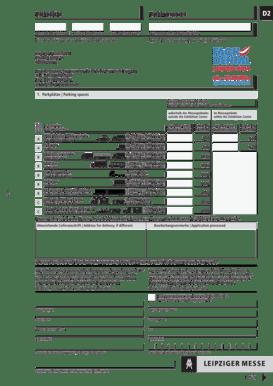 Fillable Online D2 Parkpl tze / Fachdental Leipzig 2014