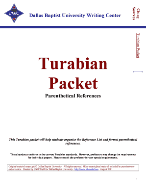Fillable Turabian Citation Website Edit Online Print & Download