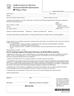 Mayo Clinic Referral Form Pdf - Fill Online Printable ...