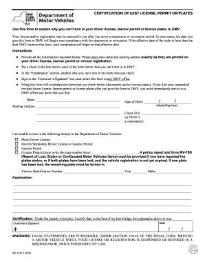Dmv Form Mv 44 Excellent Nys Motor Vehicle Registration Impremedia
