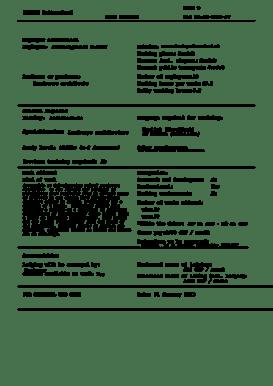 Fillable Online westerntc STUDENT REGISTRATION FORM