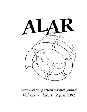 Printable action observation reflection model definition