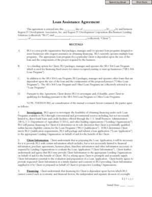 136 Printable Simple Loan Agreement Template Forms