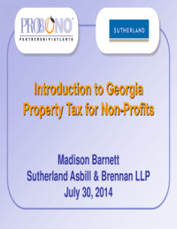 Fillable georgia delinquent property tax list - Download ...