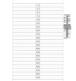 breaker box directory template fill online printable fillable blank panel box wiring diagram [ 770 x 1024 Pixel ]