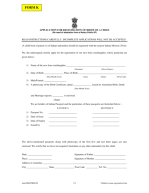 Fillable Online (No need of attestation from a Notary