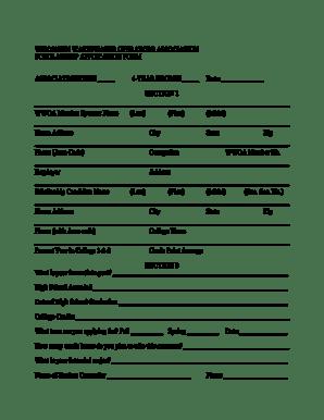 Fillable Online wwoa WISCONSIN WASTEWATER OPERATORS