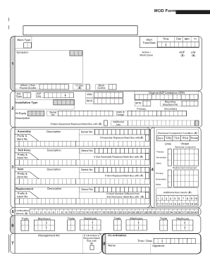 Fillable 10 Company Work Order Template PDF Word Samples