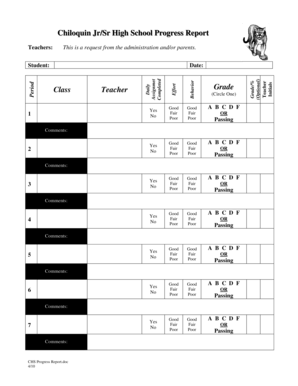 27 Printable Daily Progress Reports Forms and Templates