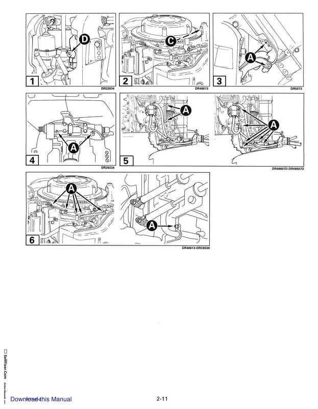 1999 EE Evinrude 200, 225 V6 FFI Outboards Service Manual