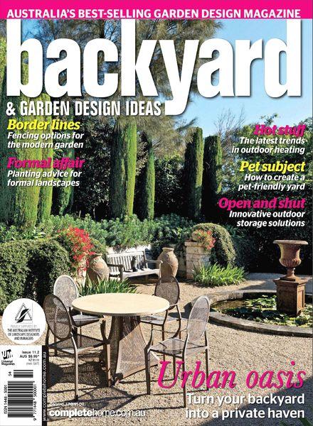 Download Backyard  Garden Design Ideas Magazine Issue 112  PDF Magazine
