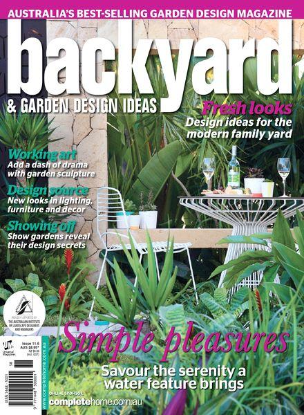 Download Backyard  Garden Design Ideas Magazine Issue 116  PDF Magazine