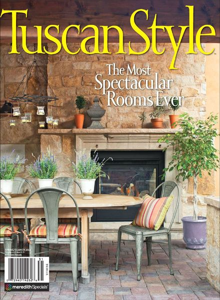 Download Tuscan Style Magazine Issue 2013  PDF Magazine
