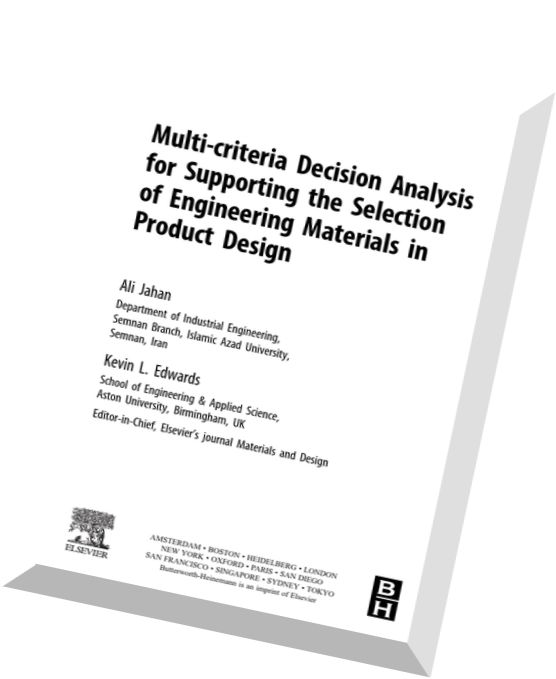Download Multi-criteria Decision Analysis for Supporting