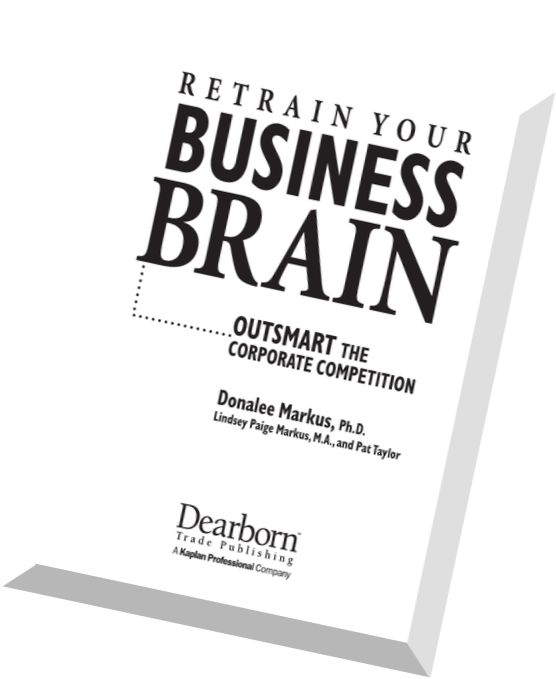Download Retrain Your Business Brain Outsmart the