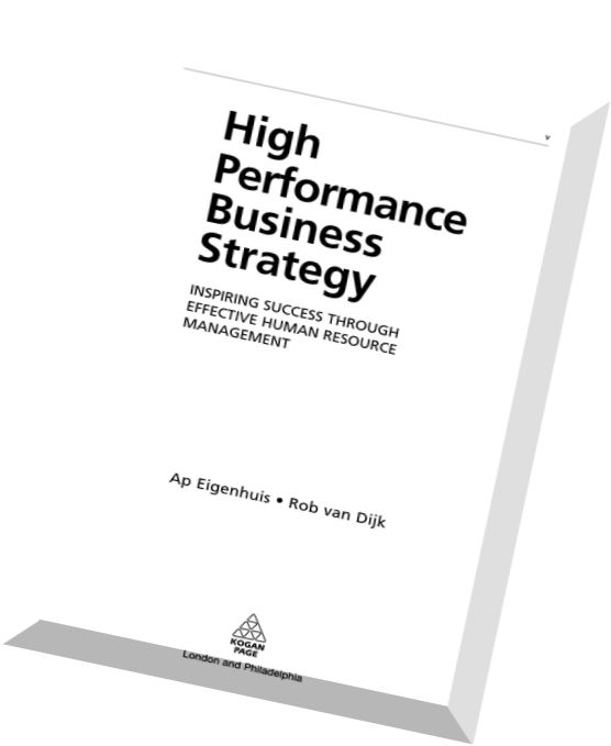 Download High Performance Business Strategy Inspiring